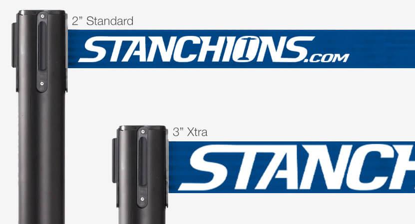 stanchion belts